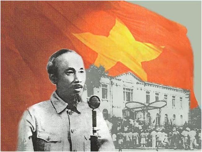 Ho Chi Min, pemimpin Partai Komunis Vietnam