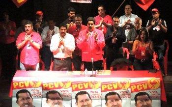Konferensi XII Partai Komunis Venezuela (PVC).