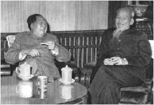 Pertemuan Ho Chi Minh dan Mao Zedong