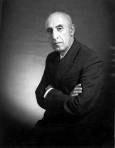 Mohammad Mossadegh (Foto dari wikipedia.org).