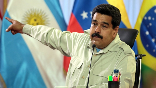 Presiden Venezuela Nicolas Maduro (Foto AFP / Presidencia)