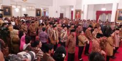 Kabinet Kerja Jokowi-JK Dilantik