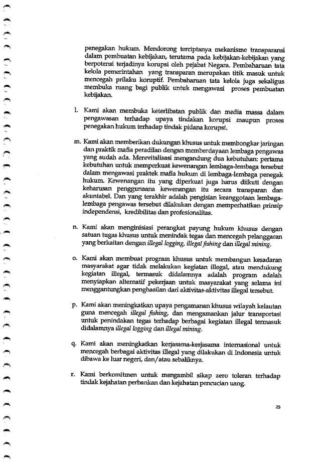 44b. Visi Misi Jokowi-JK & Nawa Cita | DASAR KITA