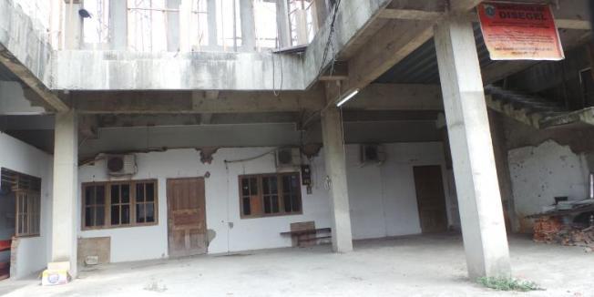 Kompas.com/Robertus Belarminus Gereja Kristen Protestan Indonesia (GKPI) di Cipinang Muara, Jatinegara, Jakarta Timur. Kamis (23/7/2015). Gereja ini terancam disegel karena tidak punya izin.
