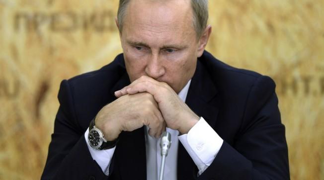 Russian President Vladimir Putin © Alexei Nikolsky / Reuters