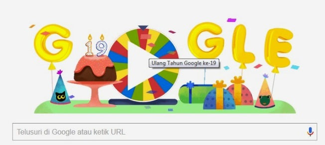 DK-97-Pengeposan Khusus 19 th Google