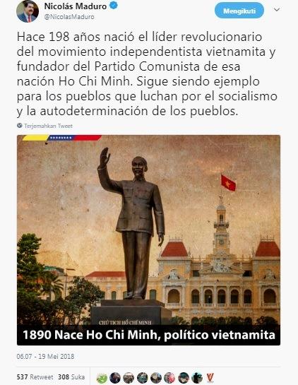 DK-119-Pengeposan Khusus Harlah HO Chi Minh
